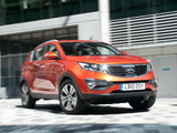 Pictures of Kia Sportage UK-spec 2010