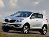 Pictures of Kia Sportage EcoDynamics UK-spec 2013