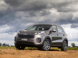 Kia Sportage AU-spec (QL) 2016 wallpapers