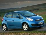Images of Kia Venga UK-spec 2009