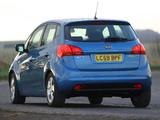 Kia Venga UK-spec 2009 images
