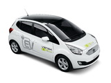 Kia Venga Plug-In Electric Concept 2010 images