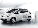 Kia Venga Plug-In Electric Concept 2010 pictures