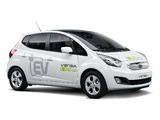 Kia Venga Plug-In Electric Concept 2010 wallpapers