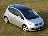 Pictures of Kia Venga 2009