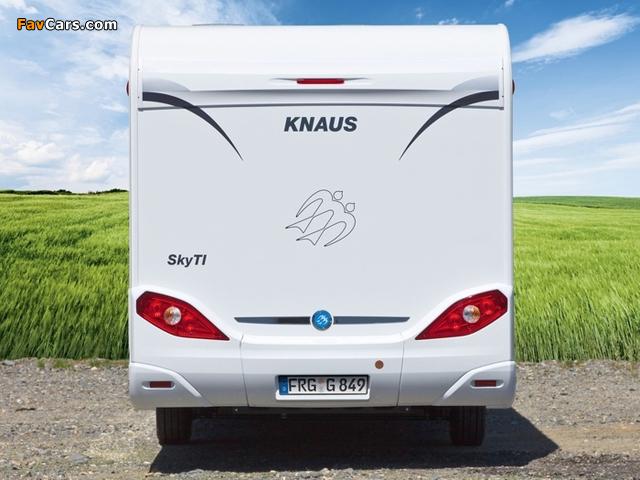 Pictures of Knaus Sky TI 2011 (640 x 480)