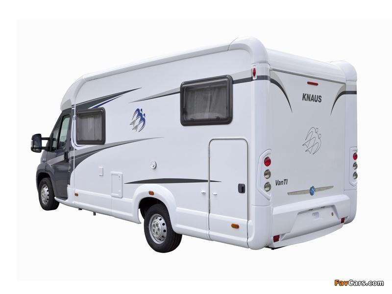Knaus Van TI 550MD 2010 images (800 x 600)