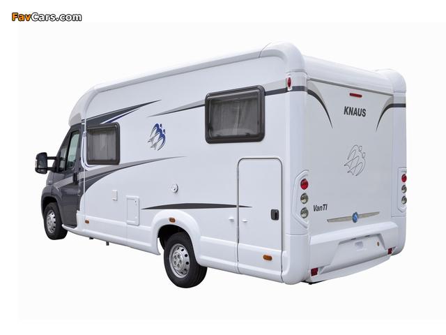 Knaus Van TI 550MD 2010 images (640 x 480)