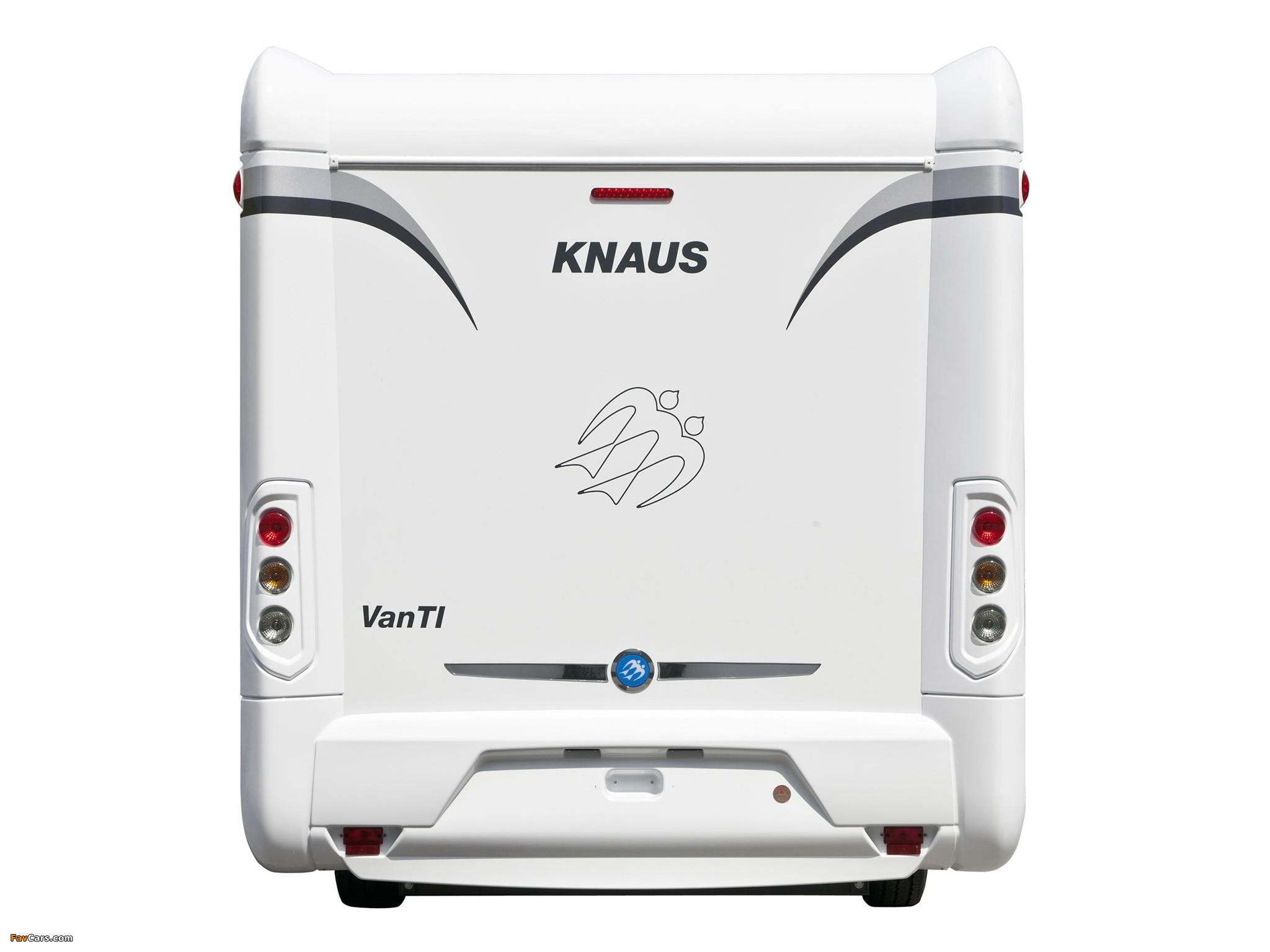 Knaus Van TI 550MD 2010 wallpapers (2048 x 1536)