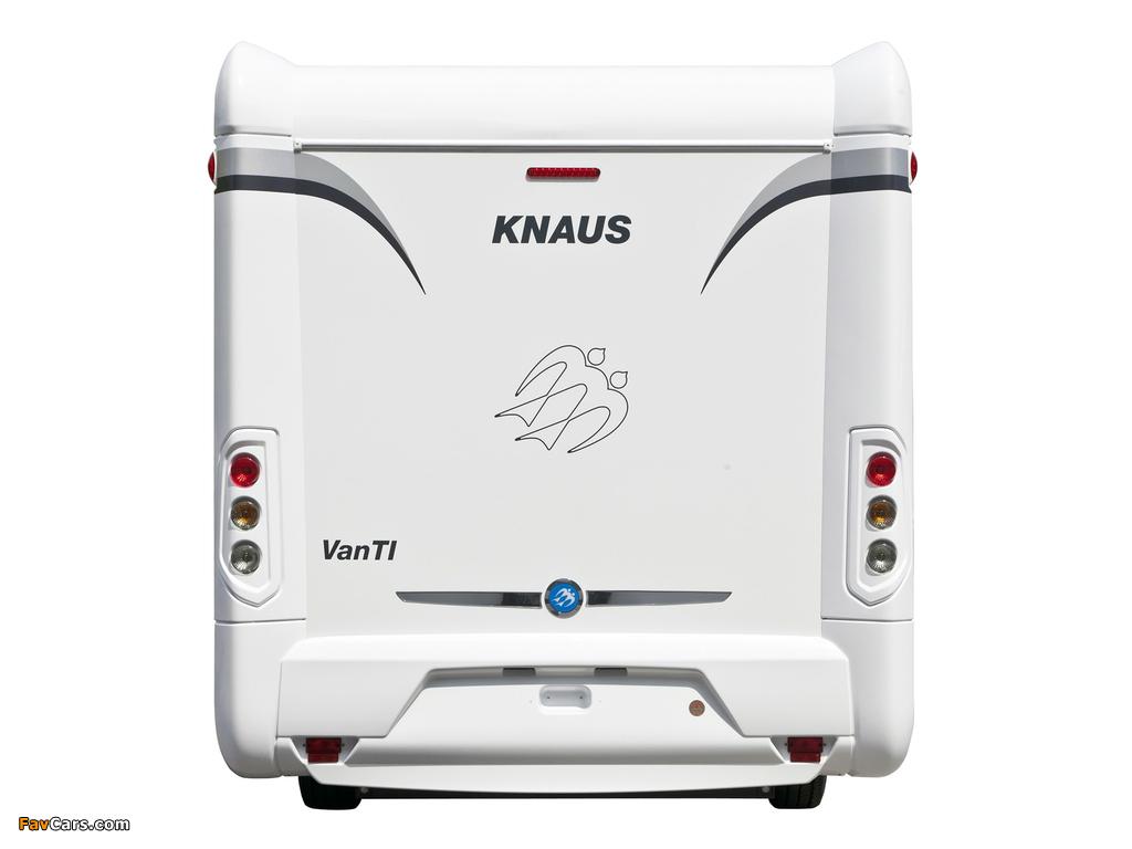Knaus Van TI 550MD 2010 wallpapers (1024 x 768)