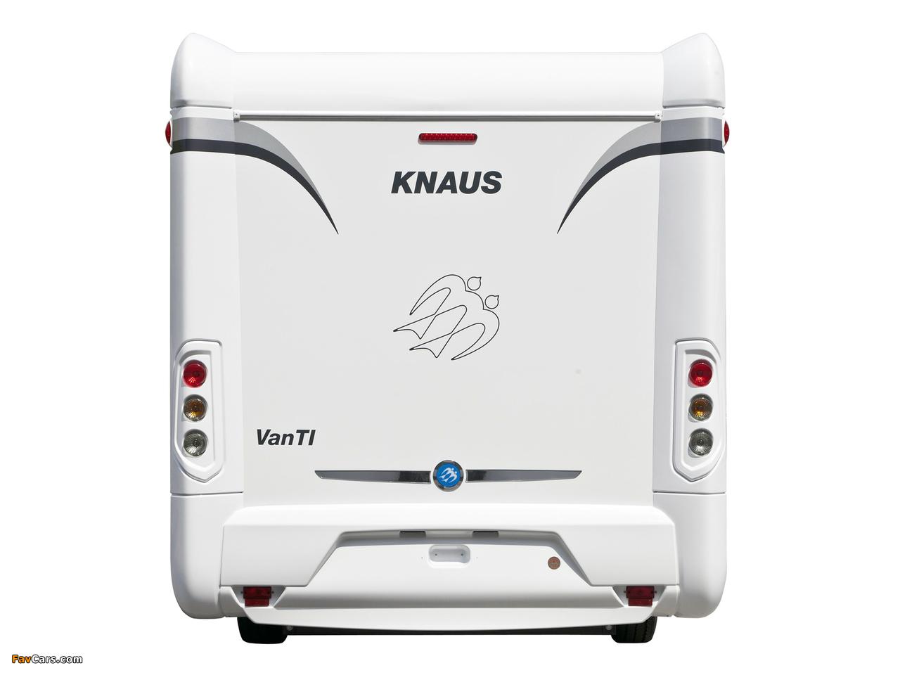 Knaus Van TI 550MD 2010 wallpapers (1280 x 960)
