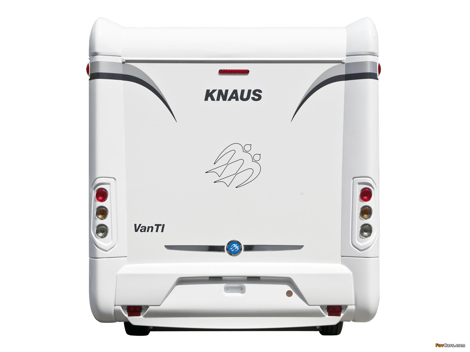 Knaus Van TI 550MD 2010 wallpapers (1600 x 1200)