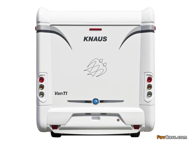 Knaus Van TI 550MD 2010 wallpapers (640 x 480)
