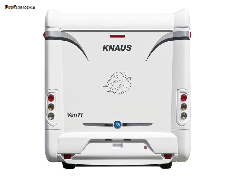 Knaus Van TI 550MD 2010 wallpapers (800 x 600)