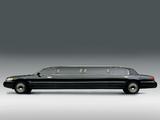 Lincoln Town Car Krystal Limousine pictures