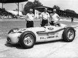 Kurtis Kraft Offenhauser Indy 500 Race Car 1953 pictures