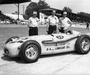 Kurtis Kraft Offenhauser Indy 500 Race Car 1953 pictures