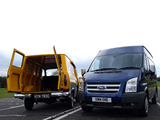 Photos of Ford Transit