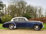 Lagonda 3 Litre 2-door Sports Saloon by Tickford 1954– pictures