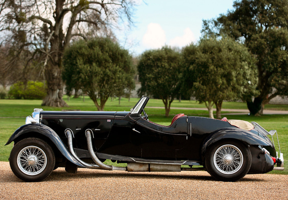 Lagonda LG45 Rapide Tourer 1937– wallpapers