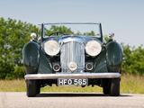 Lagonda LG6 Drophead Coupe 1937–39 photos