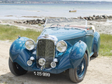 Lagonda LG6 Rapide Drophead Coupe 1938 pictures