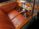 Lagonda LG6 Drophead Coupe 1937–39 wallpapers