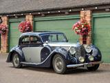 Lagonda V12 Rapide Saloon De Ville 1938–40 wallpapers