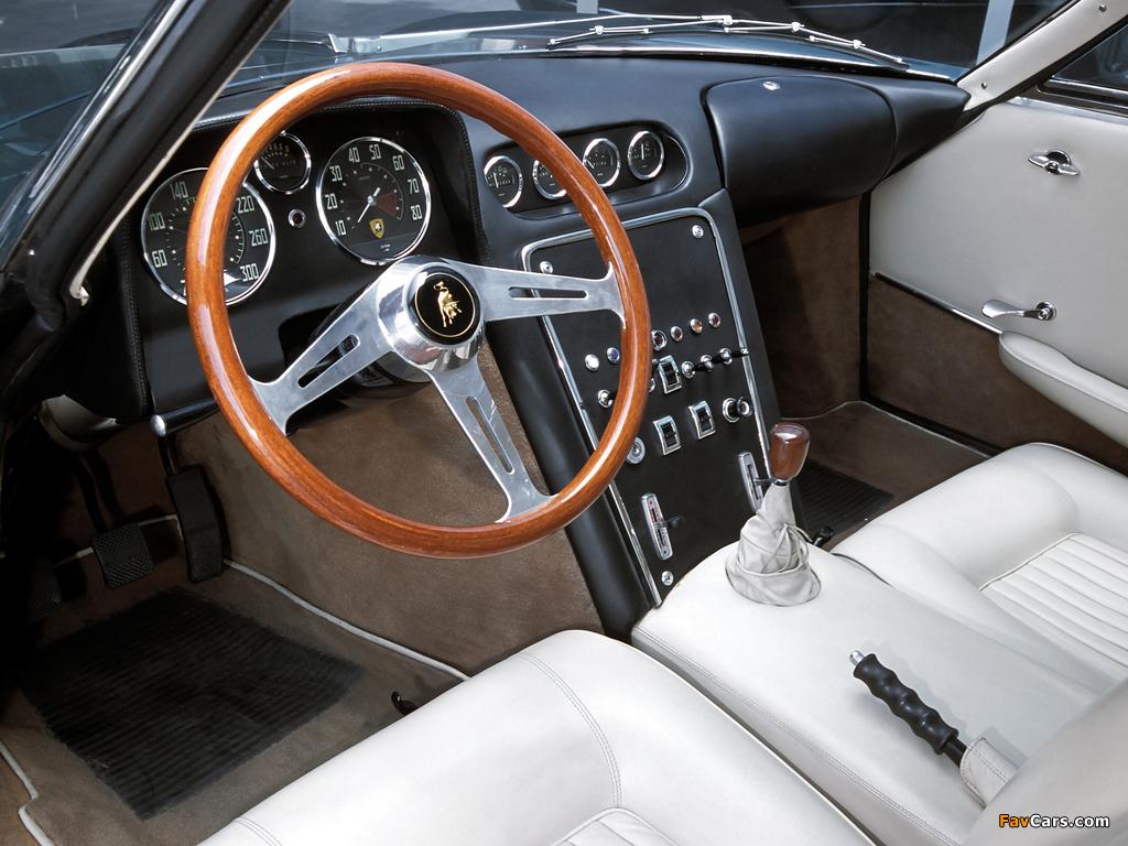 Lamborghini 350 GTV 1963 pictures (1024 x 768)