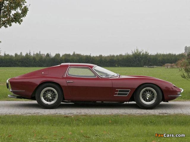Lamborghini 400 GT Monza 1966 images (640 x 480)