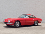 Lamborghini 400 GT 1965–66 wallpapers