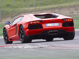 Images of Lamborghini Aventador LP 700-4 (LB834) 2011