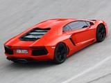 Images of Lamborghini Aventador LP 700-4 (LB834) 2011