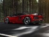 Images of Mansory Lamborghini Aventador LP700-4 (LB834) 2012