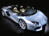 Images of Lamborghini Aventador LP 700-4 Roadster (LB834) 2013
