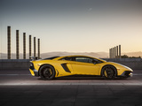 Images of Lamborghini Aventador LP 750-4 Superveloce US-spec (LB834) 2015