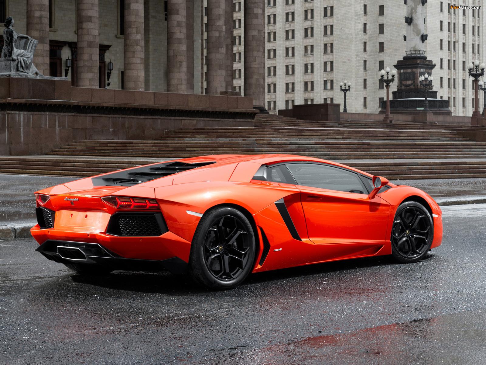 Lamborghini Aventador LP 700-4 (LB834) 2011 pictures (1600 x 1200)