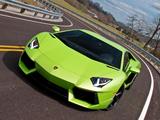 Lamborghini Aventador LP 700-4 US-spec (LB834) 2011 pictures