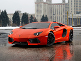 Lamborghini Aventador LP 700-4 (LB834) 2011 wallpapers