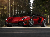 Mansory Lamborghini Aventador LP700-4 (LB834) 2012 images