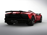 Lamborghini Aventador J 2012 pictures