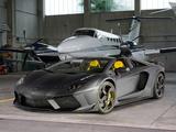 Mansory Lamborghini Aventador LP700-4 Roadster Carbonado Apertos (LB834) 2013 photos