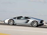 Lamborghini Aventador LP 700-4 Roadster US-spec (LB834) 2013 photos
