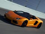 Lamborghini Aventador LP 700-4 Roadster (LB834) 2013 photos