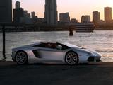 Lamborghini Aventador LP 700-4 Roadster US-spec (LB834) 2013 pictures