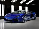 Lamborghini Aventador LP 700-4 Roadster Ad Personam (LB834) 2014 pictures