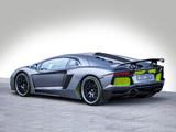Hamann Lamborghini Aventador Limited (LB834) 2014 wallpapers