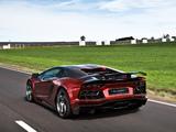 Photos of Mansory Lamborghini Aventador LP700-4 (LB834) 2012