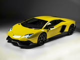 Photos of Lamborghini Aventador LP 720-4 50° Anniversario (LB834) 2013