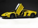 Photos of Lamborghini Aventador LP 720-4 50° Anniversario (LB834) 2013